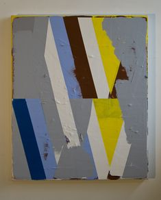 Jeff Depner  INTERVENTIONacrylic on canvas / 24x20 / 2011