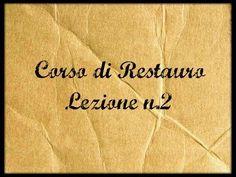 Corso di Restauro -Lez.2 (Gli strumenti del Restauratore) - Arte per Te- - YouTube