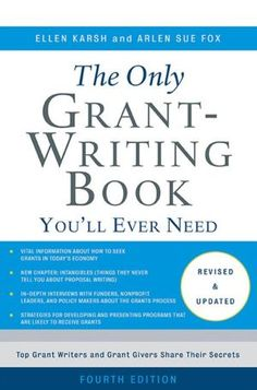 Grant Writing, Writing A Book, Writing Resources, Writing Ideas, Writing Prompts, Good Books, Books To Read, Free Books, Foundation Grants