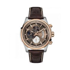 Guess Men's Luxury Quartz Watch On Sale Now! Great Shopping For Less The Newest Online Store Brown Leather Watch, Classic Handbags, Vintage Watches For Men, Bracelet Cuir, Jewelry Armoire, Luxury Jewelry, Quartz Watch, Hugo Boss, Timberland