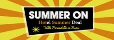 Summer On!    AMAZING!!! 2 or 3 nights Non-refundable offer for 2 people in Standard Room, breakfast and welcome drink included!    2 nights for 159 €   3 nights for 229 €