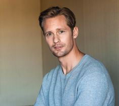 Alexander Skarsgård Is Still Looking for Answers -- Interview from Backstage