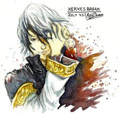 FanArt Xerxes Break