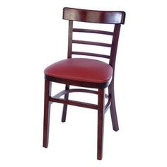 Alston Ladderback Side Chair (Set of 2) Finish: Walnut, Upholstery: New Soho: Blue Ridge
