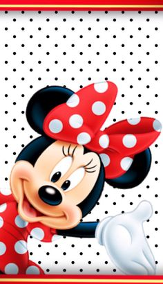 "Tell your Girl ""Any idea why Mummy brought this Minnie Mouse shirt and your Minnie Mouse ears and these big mitt gloves?,Does it give you a clue about a special show we are seeing today"" Wallpaper Do Mickey Mouse, Arte Do Mickey Mouse, Minnie Mouse Drawing, Mickey E Minnie Mouse, Mickey Mouse Cartoon, Bear Wallpaper, Wallpaper Iphone Disney, Minnie Mouse Birthday Decorations, Minnie Mouse Birthday Invitations"