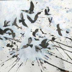 Simon Pooley original paintings