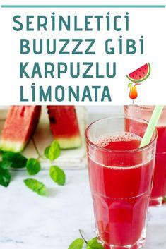 Karpuzlu Limonata Tarifi Vegetables, Food, Essen, Vegetable Recipes, Meals, Yemek, Veggies, Eten