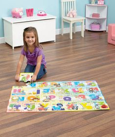 36-Pc. Sing-Along Floor Puzzles