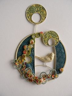 My Paisley World: Liz Cooksey's Textile Art                                                                                                                                                      More