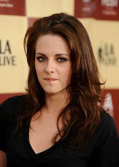 Kristen Stewart's Hair - not a big fan of her but love her hair