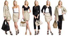 vestidos de verano para cuerpo triangulo invertido | Roupas para trabalhar
