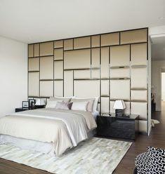 Studio apartment room divider