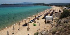Trani Ammouda beach, Livrohio | Sithonia Greece