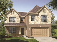 Tyler Single Family Home Floor Plan in Tomball, TX   Ryland Homes