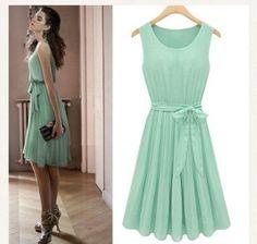 Bridesmaid dress? Elegant, simple, full coverage...