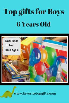 Top Toys For 6 Year Old Boys Popular Kids Cool Girls