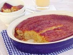"""Search Results for """"Kersfees poeding"""" – Kreatiewe Kos Idees My Recipes, Baking Recipes, Dessert Recipes, Dessert Ideas, Recipies, Melktert, South African Dishes, Banana Ice Cream, Banana Pudding"""