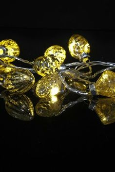 Next Buy 20 Mercury Effect Jewel Line Lights from the Next UK online shop