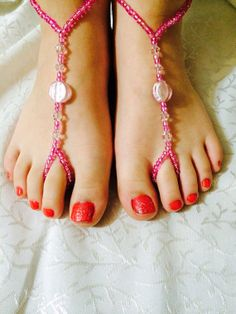 Slave anklet  Toe Ring Anklet  Anklet by SongulDesigns on Etsy, $20.00