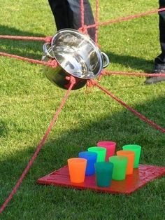 Youth Group Games, Team Games, Family Games, Kids Party Games, Fun Games, Games For Kids, Summer Games, Summer Activities, Stem Activities