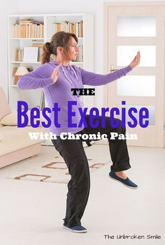 Low impact exercises - Best exercise with chronic pain - Walking with chronic pain - Swimming with chronic pain - Yoga for chronic pain - Tai Chi for chronic pain - Excercise for Fibromyalgia - Excercise for CRPS