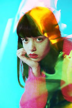 Portraits by Maisie Cousins
