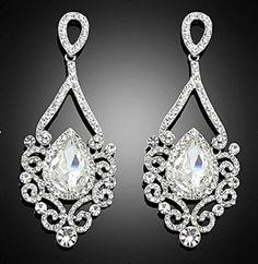 Hyhy Strass kleine Creolen Runde Faux Diamond Tiny Crystal Circle Ohrstecker,Golden