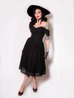 1947c0be4d9 Southern Gothic Bustier Top. La Femme En Noir. Classy Dress