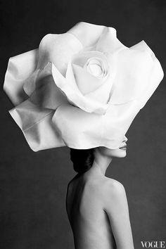 «Кристи Терлингтон в Нью-Йорке», Vogue UK, 1992