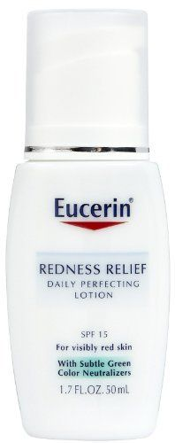 Eucerin Redness Relief Face Lotion SPF 15 -- . $15.86