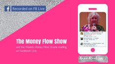 enjoy this weeks money flow oracle card reading on The Money Flow Show - Episode Jan 30 Oracle Reading, Feb 2017, Episode 5, Card Reading, The Voice, Flow, 13 March, Money, Cards
