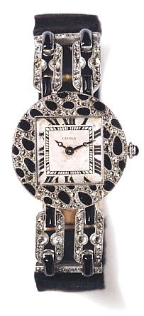 Cartier, first piece 1914...beautiful