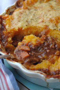 Vegetarian Shepherd's Pie Spoonful