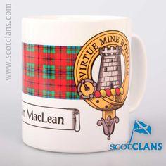 MacLean Clan Crest a
