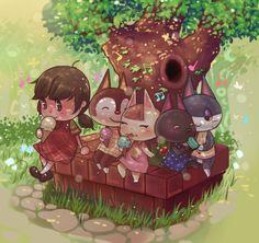 ✿ Animal Crossing Fan Art: Photo