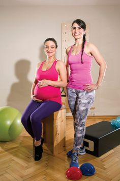 Pilates for Pregnancy - Baby & You - January 2014