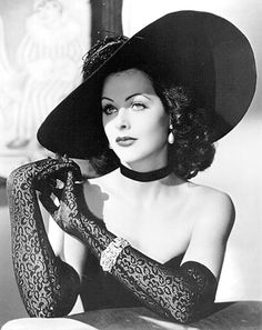 Heddy Lamarr: Co-Inventor of the technology for today's cellphones, Wi-Fi and GPS by helping to build a smarter torpedo for the U.S.Navy. Far from another very pretty face!    Read more: digitaljournal.co...