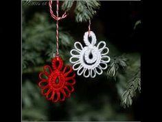 МЭРЦИШОР-праздник ВЕСНЫ - YouTube 8 Martie, Tatting, Crochet Earrings, Stitch, Youtube, Cards, Handmade, Jewelry, Miniatures