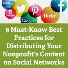 There are universal best practices that can be applied to all social networks.