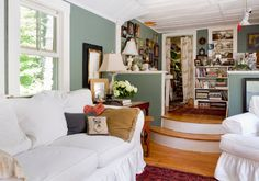 Cottages cabins bungalows on pinterest cottages for Storybookhomes com