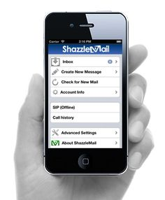 ShazzleMail: email without metadata. No snoops, no spies, no problem.  Free & $