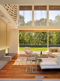 Bates Masi Pryor - living room