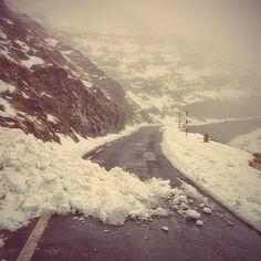 #puerto #Lunada #nieve #snow #cold #Cantabria #España #Spain