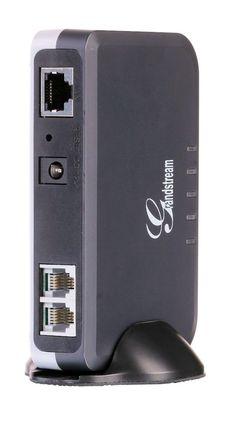 GrandStream GS-HT702 2-FXS-port Analog Telephone Adapter #GrandStream