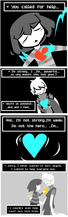 The Strongest Pt. 2 ( Undertale Spoiler) by Doc-Diventia.deviantart.com on @DeviantArt