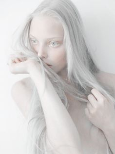 * ~ i'm obsessed with white, pale and soft skins <3