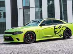2016 GeigerCars Dodge Charger SRT Hellcat