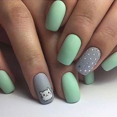 16 Best Nail Art Designs! View them all right here -> | http://www.nailmypolish.com/best-nail-art-designs-16-best-nail-art-designs/ | @nailmypolish