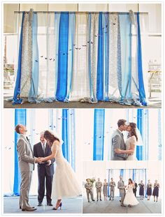 cool idea other than wedding arbors and arches.