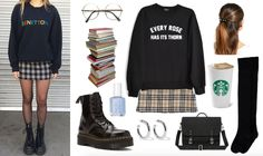 'BACK TO SCHOOL' OUTFIT IDEAS